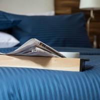 Hotel Suite 540 Duvet Set Blue