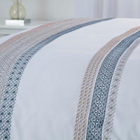 Chatsworth Duvet Set Cobalt Blue