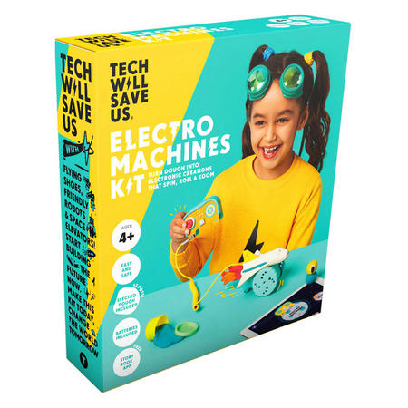 Electro Machines Kit Multicolour