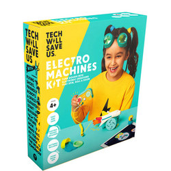Electro Machines Kit Multicolour
