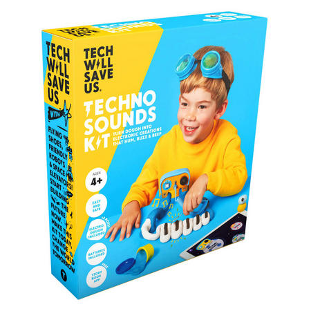 Techno Sounds Kit Multicolour