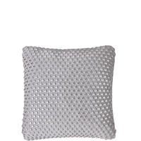 Coi cushion Silver-Tone