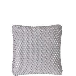 Coi cushion Silver-Tone