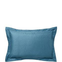 Elysian Oxford Pillowcase  Green