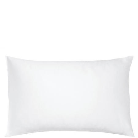 600 thread Count Cotton Sateen Housewife Pillowcase White