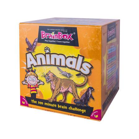 Animals Card Game Multicolour