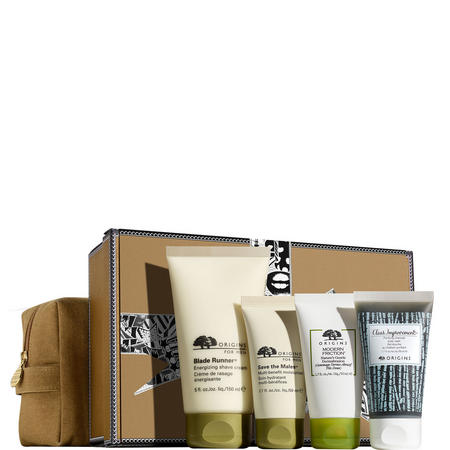 Men's Grooming Treats Gift Set