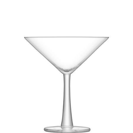 International Gin Cocktail Glass x2 Clear