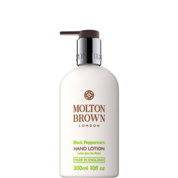 Black Peppercorn Hand Lotion