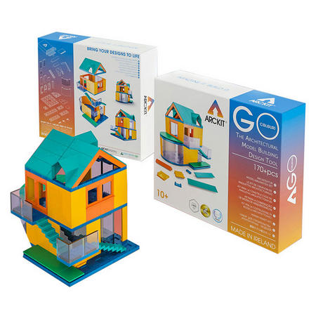 Go Colours STEM Education Toy Multicolour