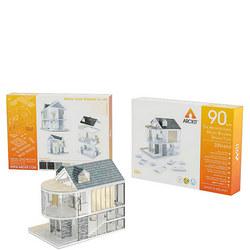 A90 Model Building Set Multicolour