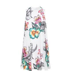 Flower Print Dress Multicolour