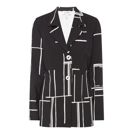 Two-Button Blazer 181817 Black