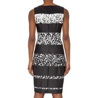 Stripe Printed Dress Multicolour