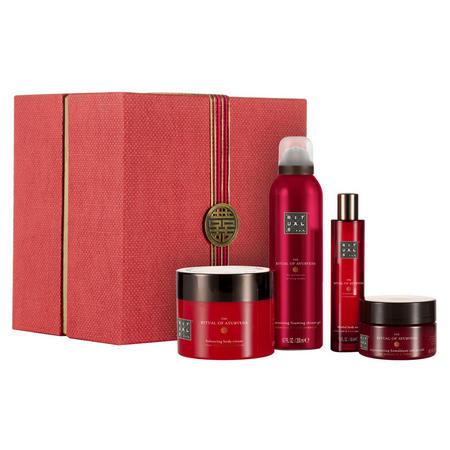 The Ritual of Ayurveda Balancing Collection Gift Set