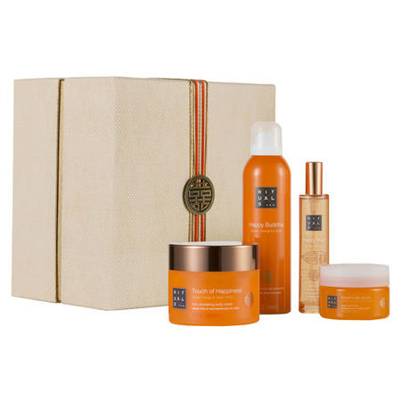 The Ritual of Laughing Buddha Revitalizing Collection Gift Set