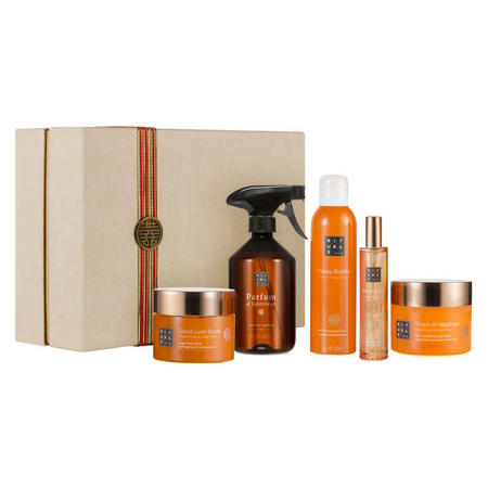 The Ritual of Laughing Buddha Revitalizing Ceremony Gift Set