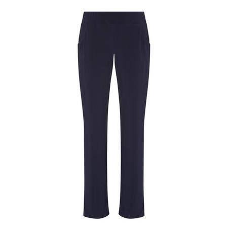 Relaxed Fit Trousers Navy