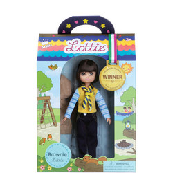Brownie Doll Multicolour