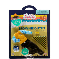 Brownie Outfit Set Multicolour