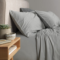 Nashe Fitted Sheet Grey