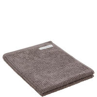 Living Textures Hand Towel Grey