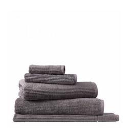 Living Textures Hand Towel Grey