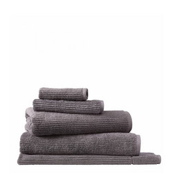 Living Textures Towels Grey