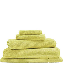 Living Textures Hand Towel Citron