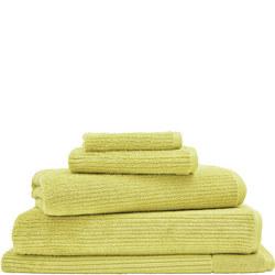 Living Textures Hand Towel Citron