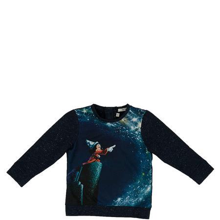 Girls Fantasia Sweatshirt Blue