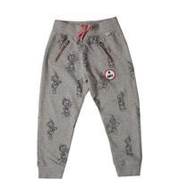 Girls Pinocchio Sweat Pants Grey