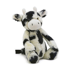 Bashful Calf 28cm Cream