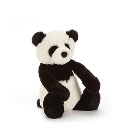 Bashful Panda Cub 28 cm Cream