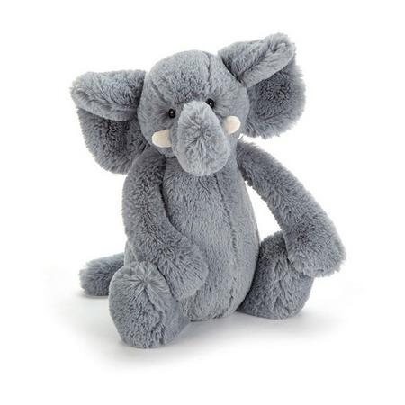 Bashful Elephant 20 cm Grey