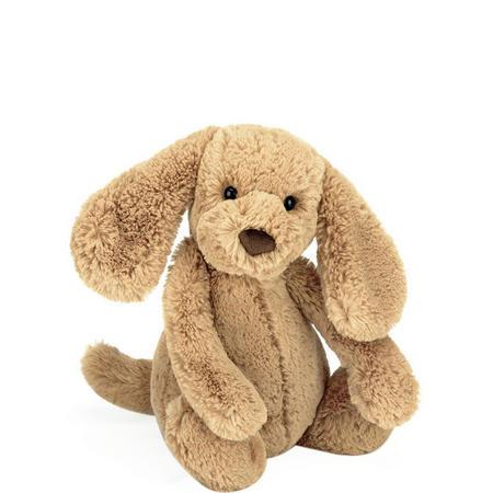 Bashful Puppy 20cm Brown