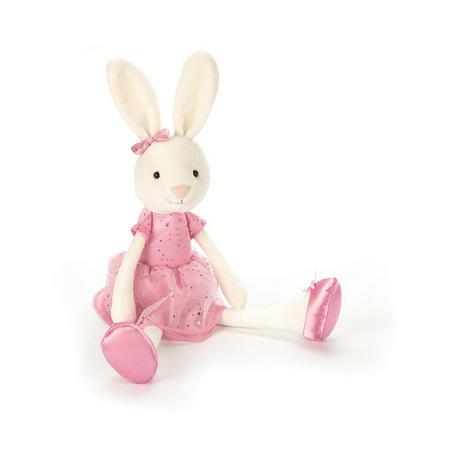 Bitsy Bunny 28 cm White