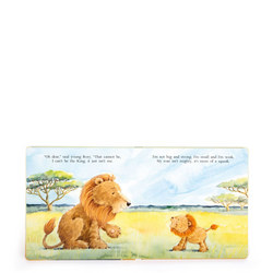 The Very Brave Lion Book Multicolour