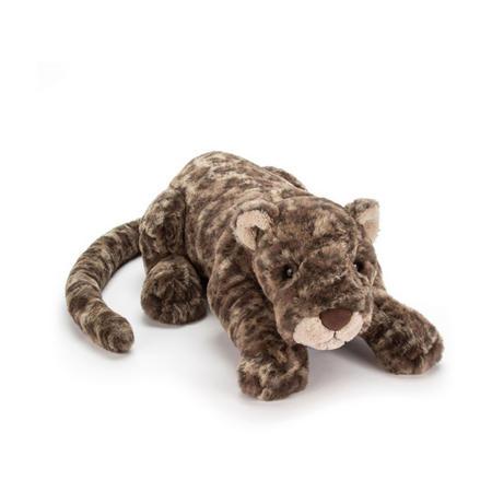 Lexi Leopard 51 cm Brown