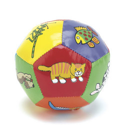 Pet Tails Boing Ball Multicolour