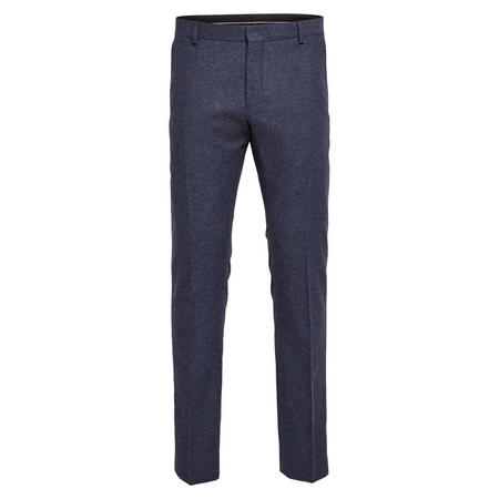 Slim Tailored Trousers Blue