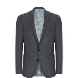 Luca Mix n Match Suit Jacket Grey