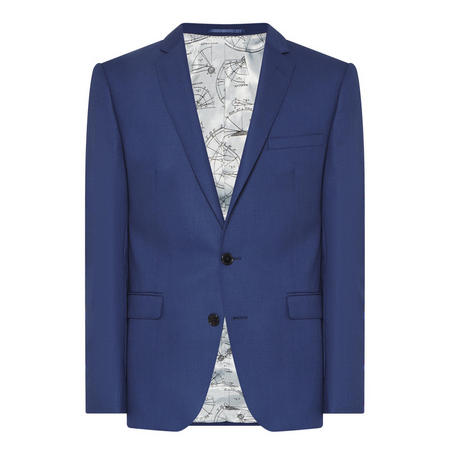 Luca Suit Jacket Navy