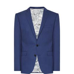 Luca Suit Jacket Navy