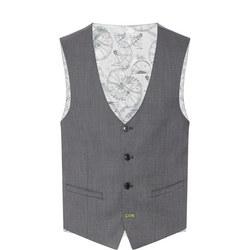 Luca Mix 'n' Match Suit Waistcoat Grey