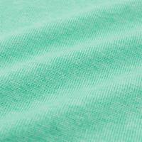 Lightweight Cotton V-Neck Sweater Green
