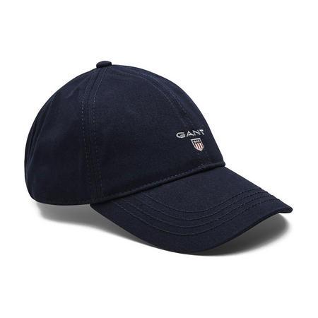 Twill Baseball Cap Navy