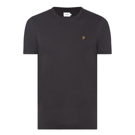 Denny Slim Fit T-Shirt Black