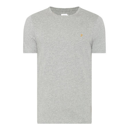 Denny Slim Fit T-Shirt Grey