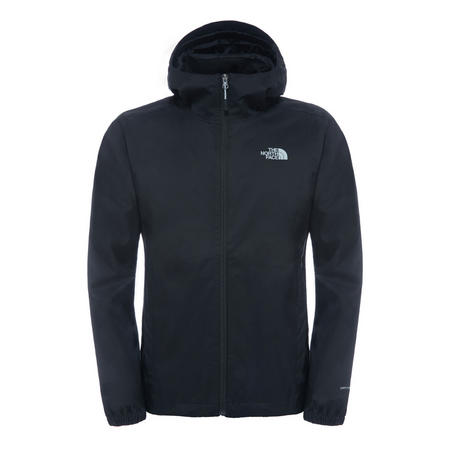 Quest Waterproof Jacket Black
